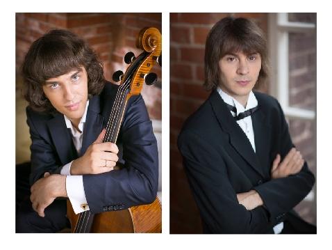 АЛЕКСАНДР РАММ (виолончель) - ФИЛИПП КОПАЧЕВСКИЙ (фортепиано)